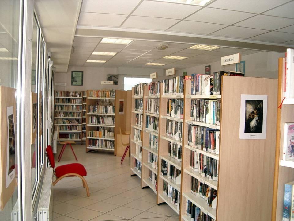 Bibliothèque de Passy (cliché Bernard Théry)