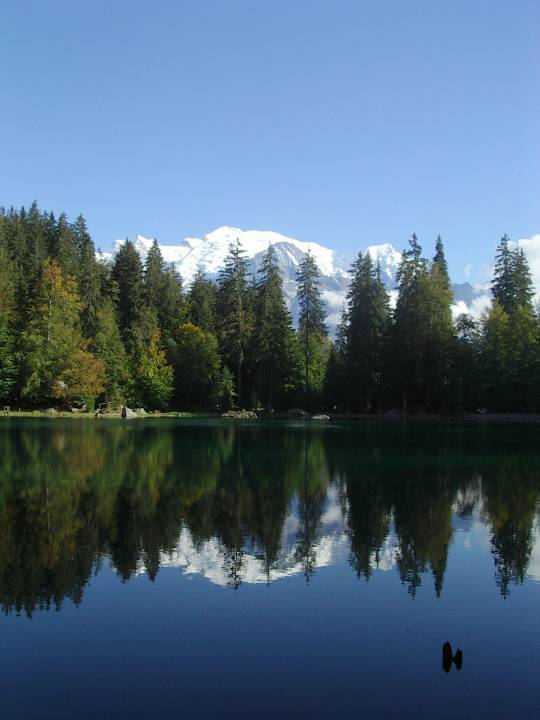 le lac vert de passy  u00ab culture  histoire et patrimoine de