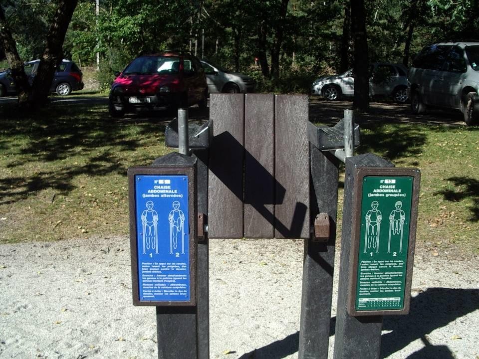 Parcours de sant au lac de passy culture histoire et - La poste passy ...