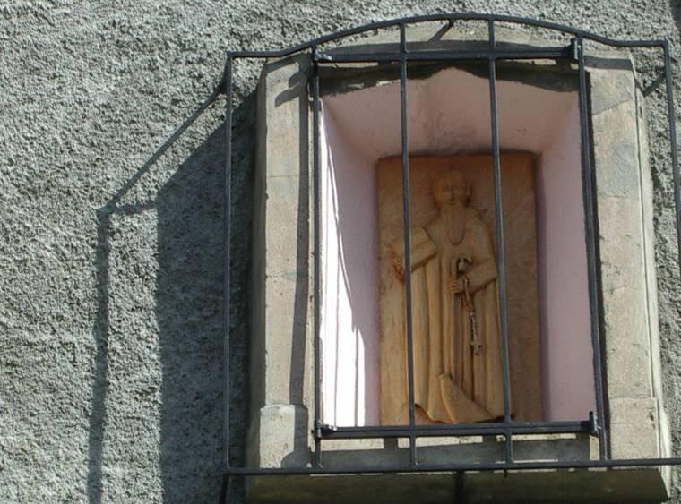 Oratoire de saint antoine culture histoire et - La poste passy ...