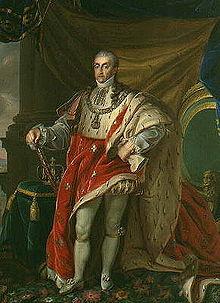 Le roi Charles Félix