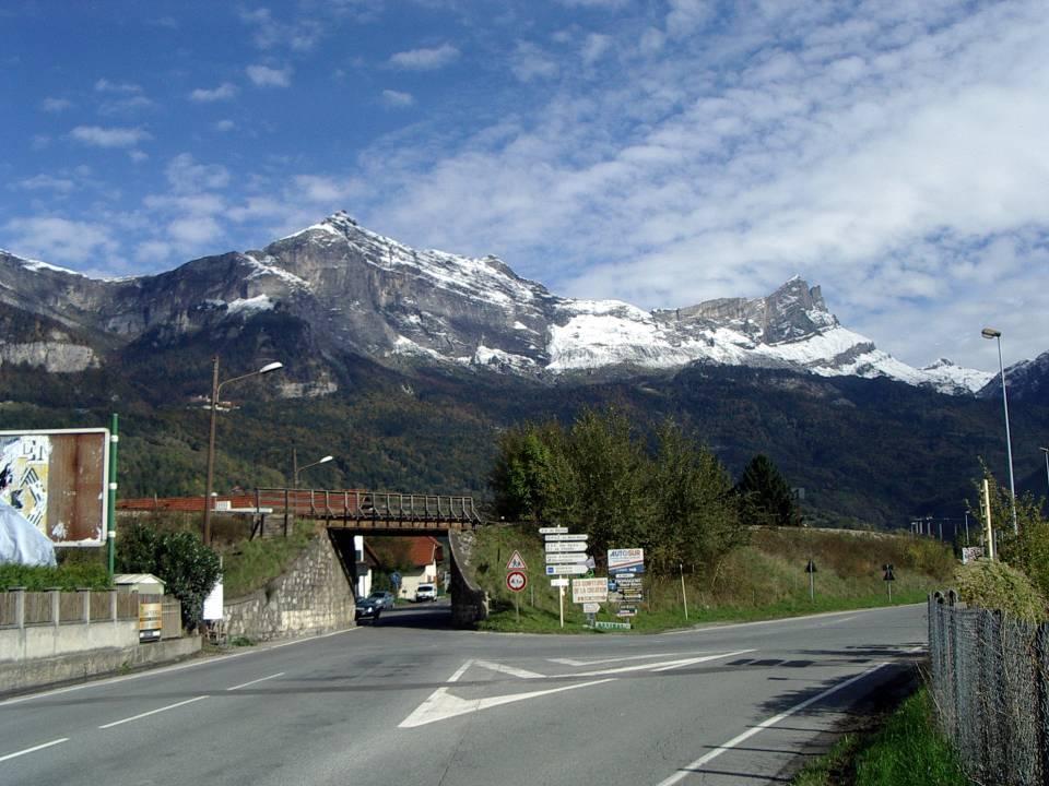 Le pont SNCF de l'Aérodrome, vu du côté du Fayet en 2012 (cliché Bernard Théry)