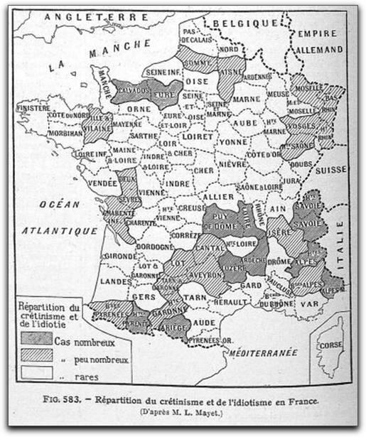 Carte_France_cretinisme_Larousse_1921_web