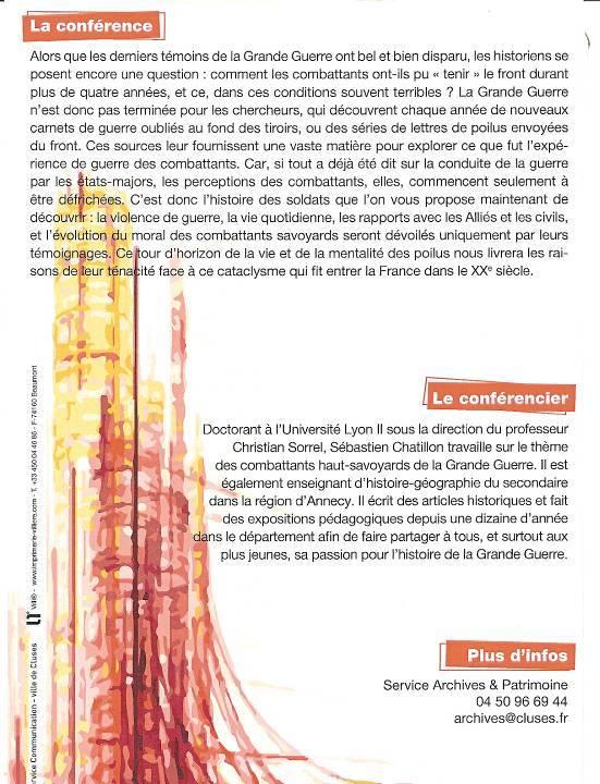 Cluses_Histoire_et_Patrimoine_2013_11_09_Poilus_verso_web