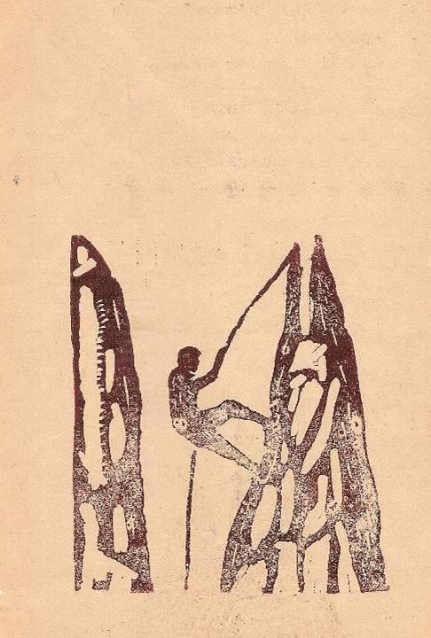 « L'Escalade », journal scolaire de Passy « Face au Mont-Blanc », juillet 1946, p. 9, FIN