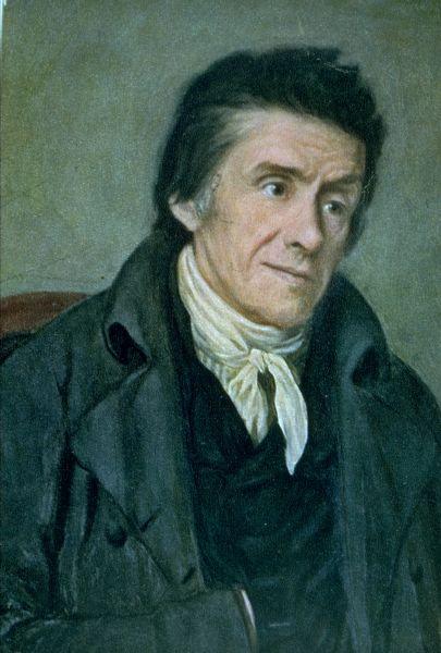 Portrait de Pestalozzi , par F.G.A. Schöner