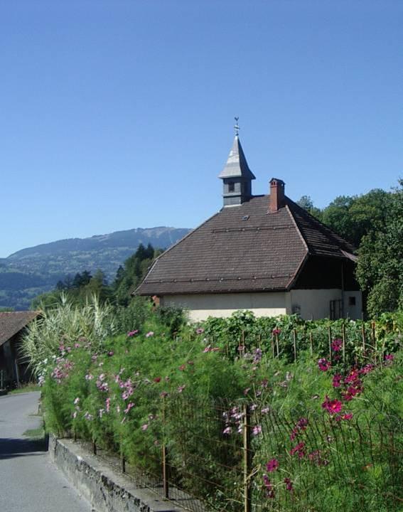 L'école de la Motte (cliché Bernard Théry)