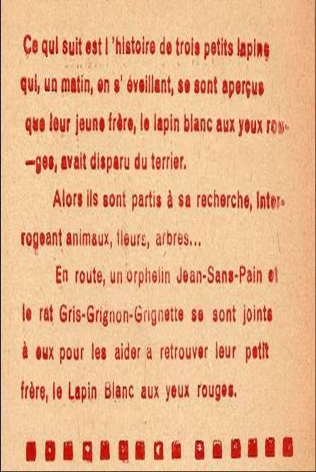 Introduction du conte par le maître, M. Fernand Dunand