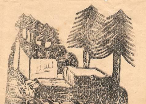 M. Fernand Dunand, Journal scolaire de Combloux, 1932, « Visite aux carrières », p. 5