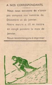 Face au Mont-Blanc, février 1950, p. 7