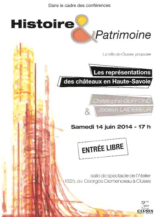 2014_06_14_Cluses_Histoire_et_Patrimoine_chateaux_recto_web