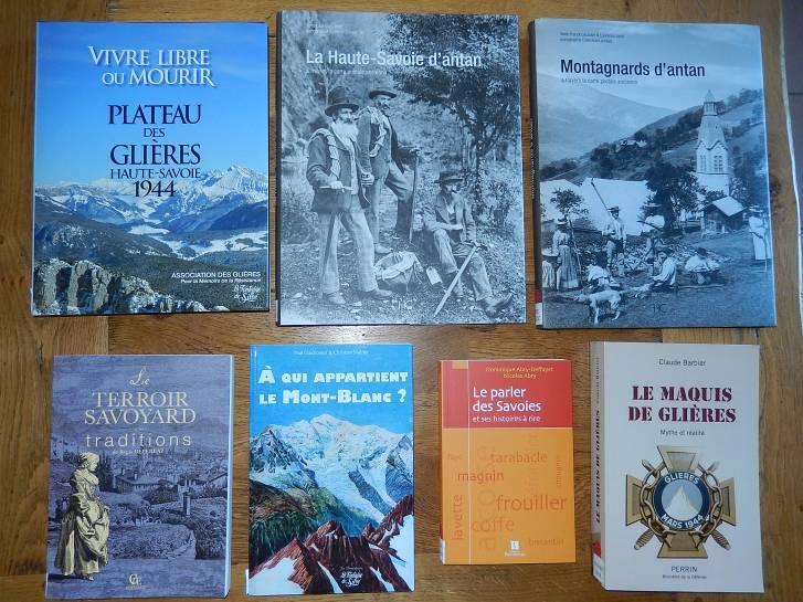 Quelques-uns des livres achetés en mai 2014