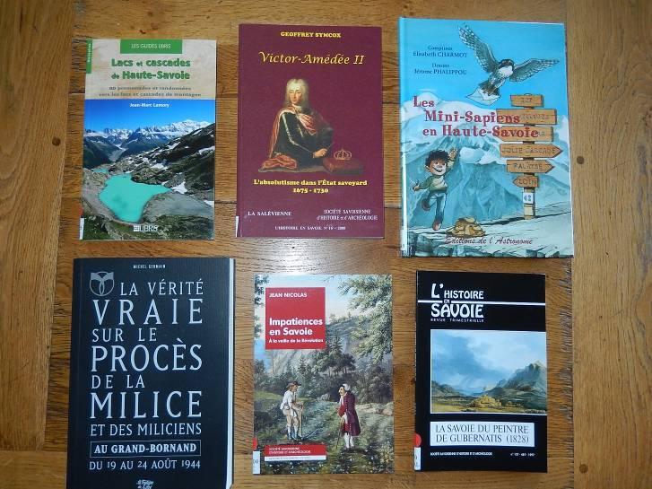 Suite des achats de livres 2014