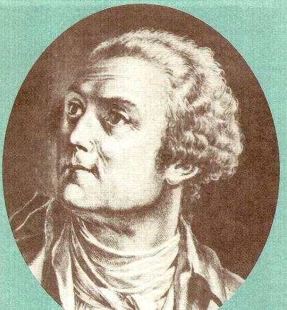 Portrait de Saussure