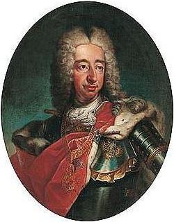 Victor Amédée II de Savoie en 1720 (Source Internet)