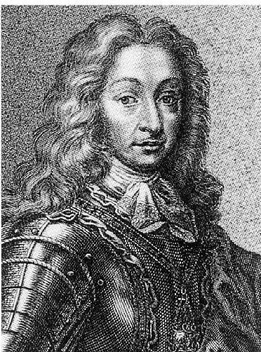 Victor-Amédée II, gravure (source Internet)