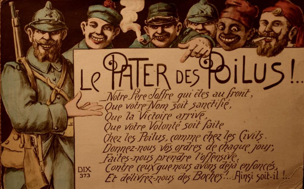 Le Pater des Poilus (site fotocommunity)