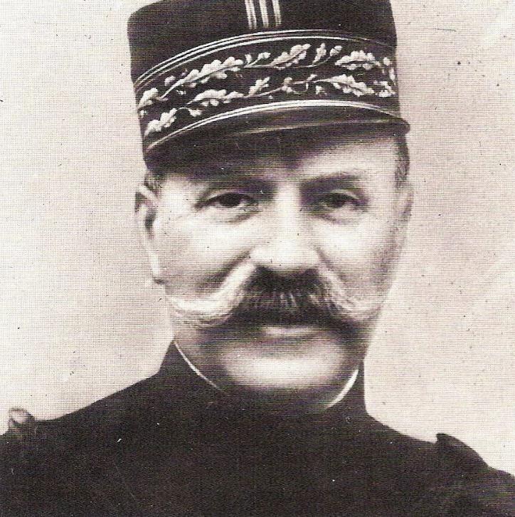 Ferdinand Foch en avril 1918 (Nouvelle Histoire de France, dir. Julien Cain, éd. Tallandier, 1970, p. 4182)