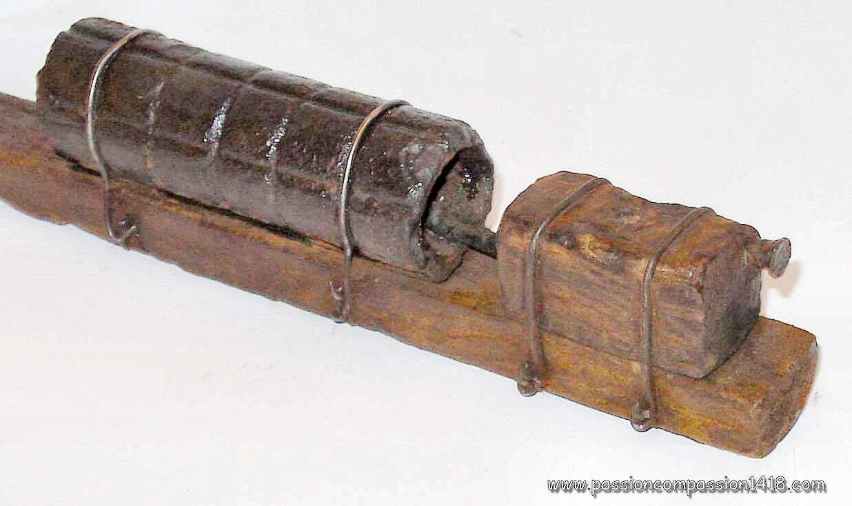 Grenade de la 3ème armée  (site passioncompassion1418)
