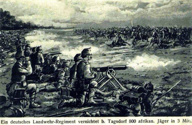 Bataille de Tagsdorf en Alsace, le 19 août 1914 : charge héroïque des dragons français qui repartent à l'assaut de Mulhouse (site bvoltaire.fr)