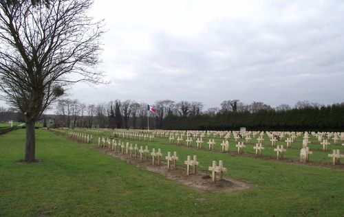 Nécropole nationale de Tracy-le-Mont (site memorialgenweb)