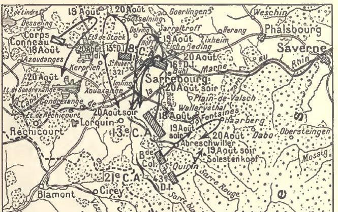 1914 08 19 et 20 Sarrebourg DETAIL_w