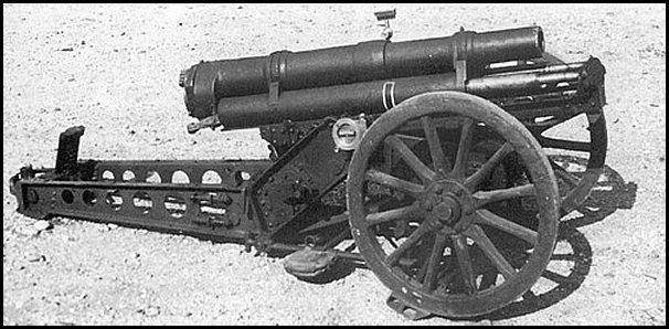 Canon de montagne français « Schneider-Ducrest » de 65 mm (site landships.info)
