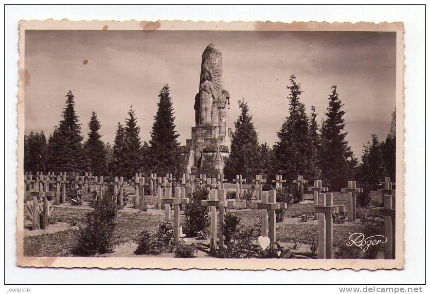 Ban-de-Sapt, cimetière de la Fontenelle (site Delcampe)