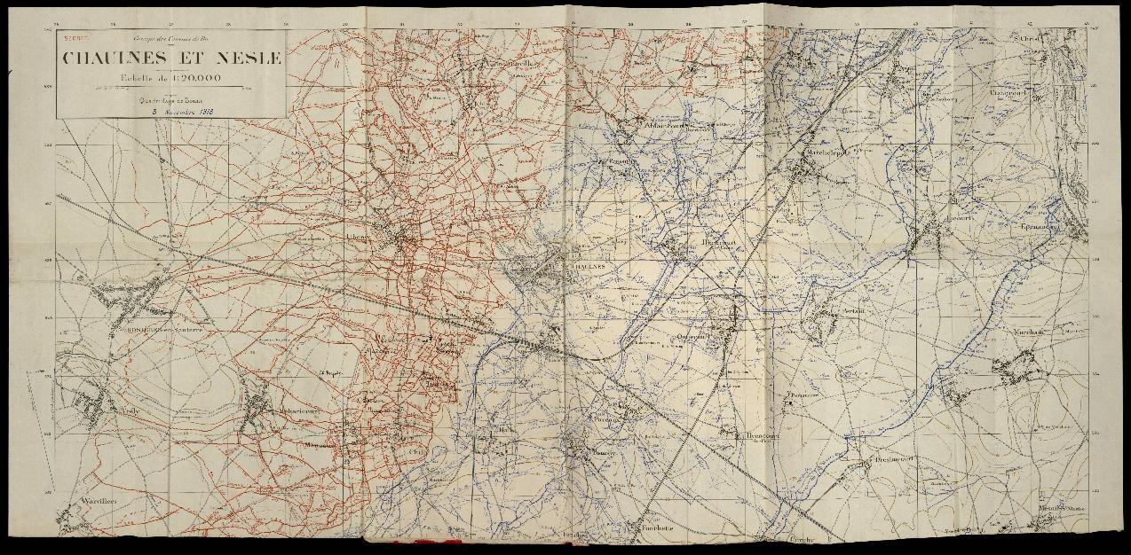 Carte de 1916