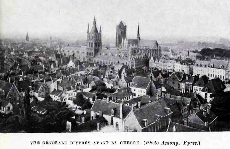 Ypres début 1914 w