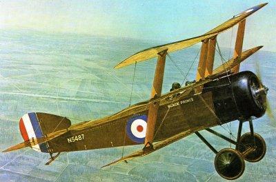 Avion français en 1914 (site aeroclubdumorvan)
