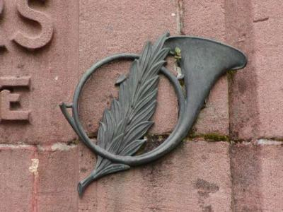 Monument du col de la Chipotte, détail (site petit-patrimoine)