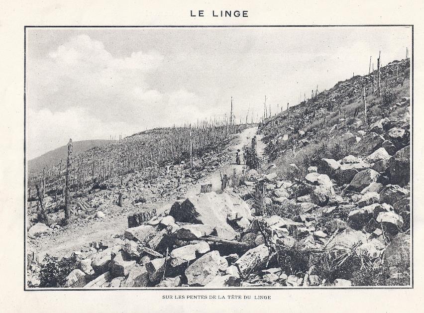Le Linge (site thebluelinefrontier)