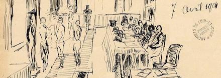 Conseil de révision du 7 avril 1904, Loir-et-Cher (site le-fataliste.fr)