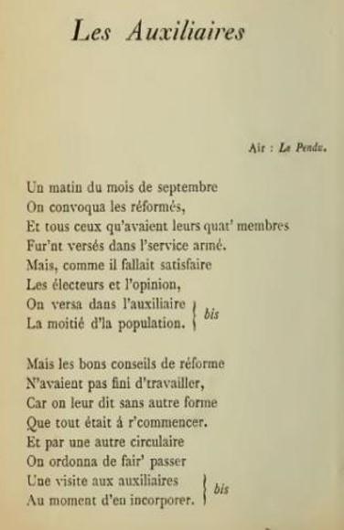 chanson Les auxiliaires1