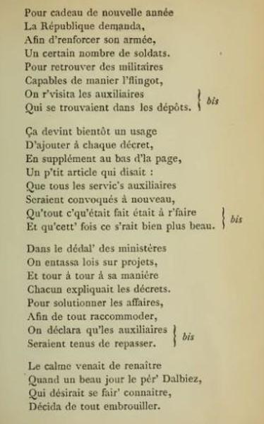 chanson Les auxiliaires2