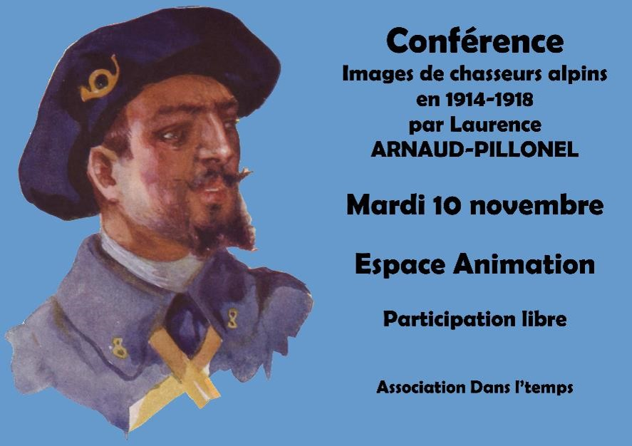 10 nov 2015 conférence L Arnaud-Pillonel Les Houches w