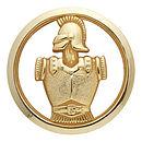 Insigne du béret du génie (site Wikipedia, art. 11e Régiment du Génie)