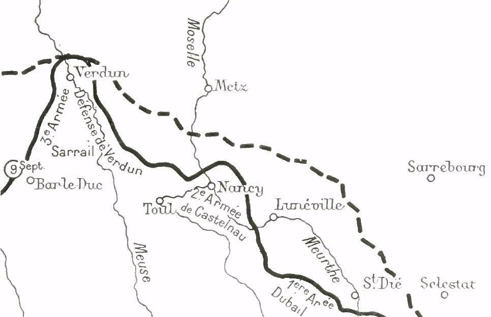 : Bataille de la Haute-Meurthe (Site Wikipedia, art. Bataille de la Haute-Meurthe)