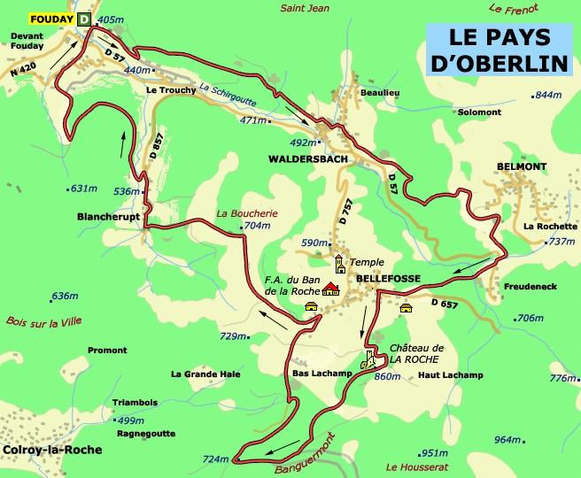 Fouday et Waldersbach (site Alsace-balades)