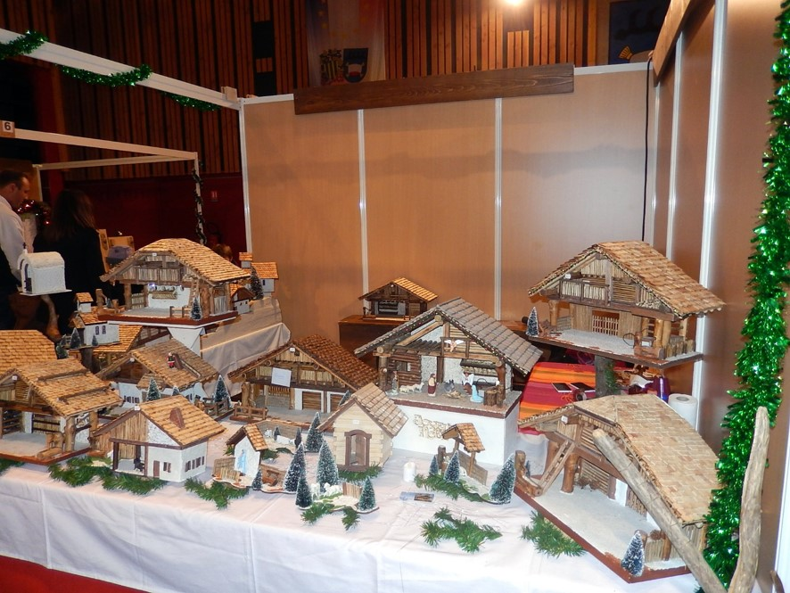 Marché Noel 2015 chalets
