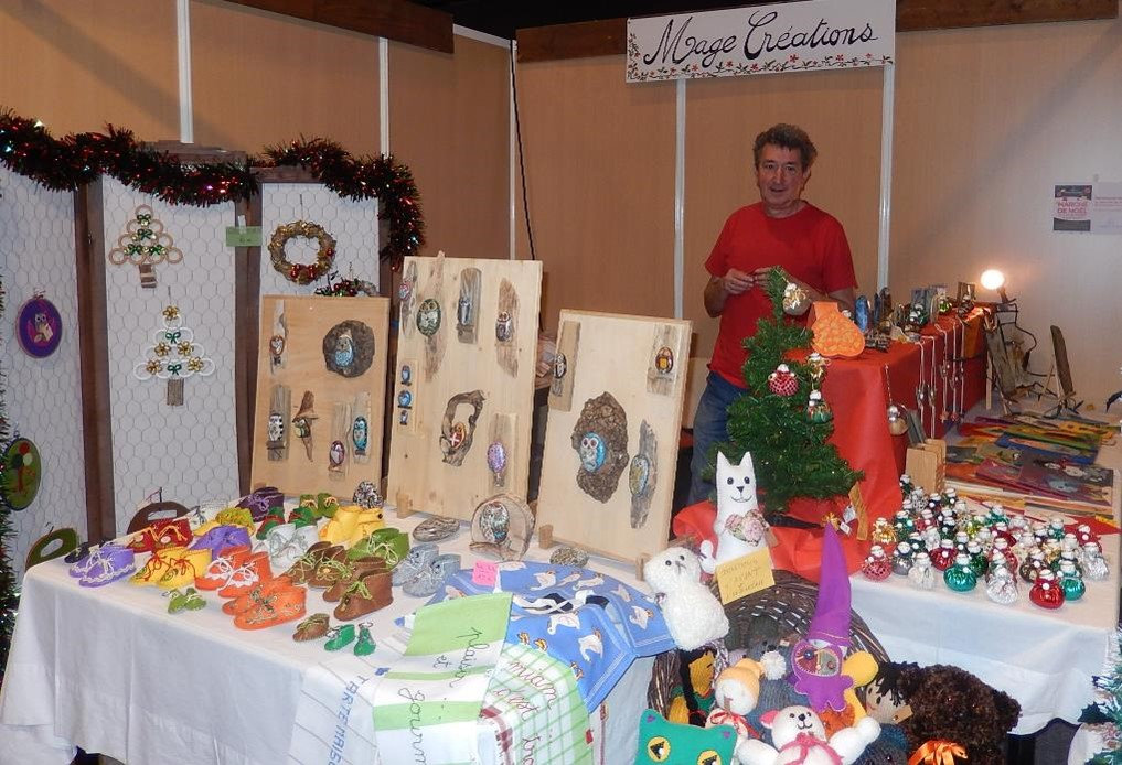 Marché Noel 2015 creations