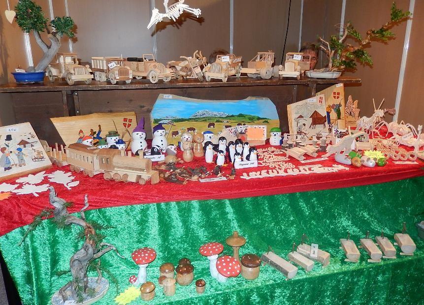 Marché Noel 2015 jouets boisw