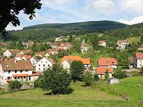 Waldersbach (site Wikipedia, art. Waldersbach)