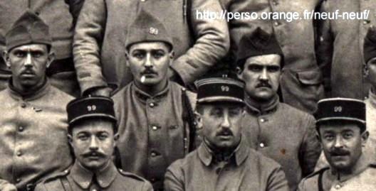 Hervé Faure : « Le site du 99e Régiment d'infanterie »
