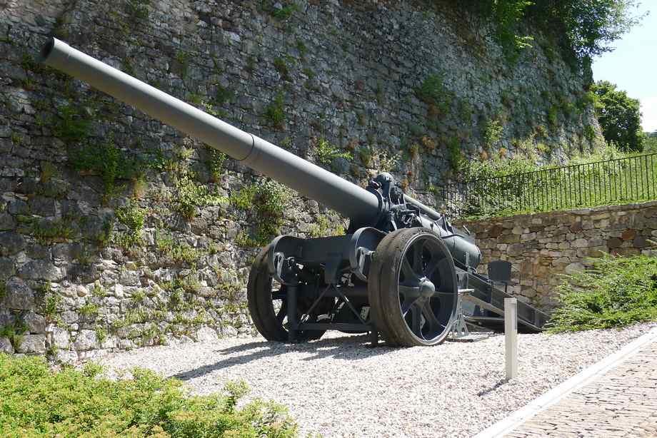 Canon de 145/155 Saint Chamond modèle 1916 (site passioncompassion1418.com)
