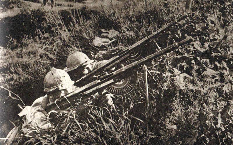 chauchat m 1915