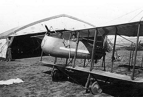 Farman 40 utilisé en 1916-1917 (site albindenis)
