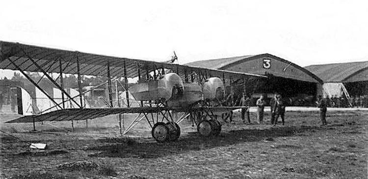 Caudron G4 bombardier lourd (site lesgpr.free.fr)