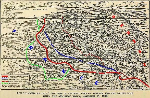 Bataille de la ligne Hindenburg (Wikipedia)